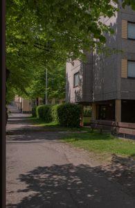Tampereen parkinson-yhdistys ry:n toimitilat.